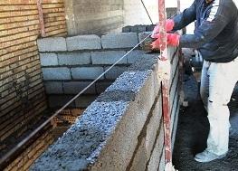 دیوارچینی ساختمان - بناسازان