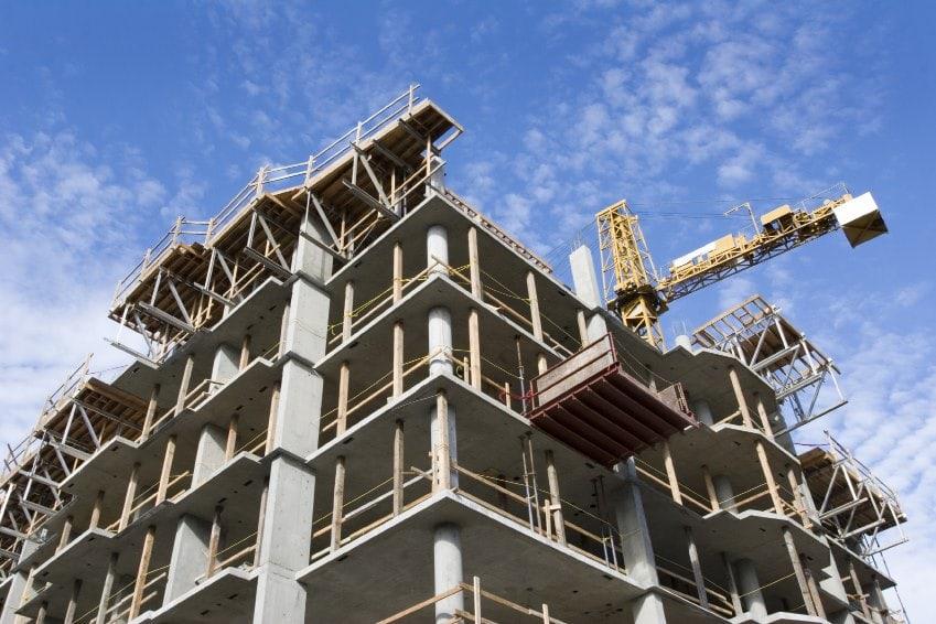انجام ساختمان های نیمه کاره در قبال برداشتن واحد یا اقساط
